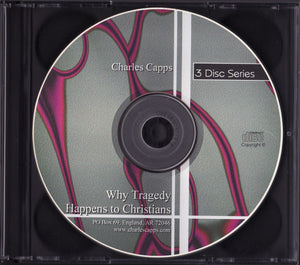 Why Tragedy Happens to Christians CD