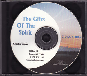 Charles Capps, The Gifts of the Spirit CD