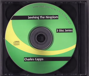 Charles Capps, Seeking the Kingdom CDs