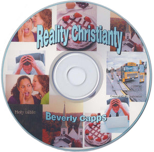 Annette Capps, Reality Christianity CD