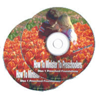 Charles Capps, How to Minister to Preschoolers CDs