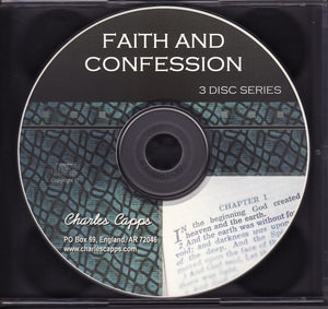 Charles Capps, Faith and Confession 3 CDs