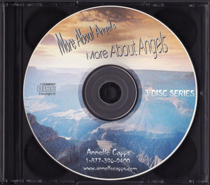 Annette Capps, More About Angels CD