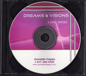 Annette Capps, Dreams and Visions