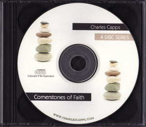 Charles Capps, Cornerstones of Faith CD