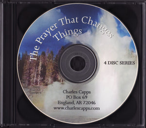 Charles Capps, The Prayer that Changes Things CD