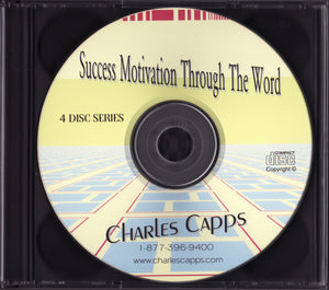 Charles Capps, Success Motivation Through the Word CDs