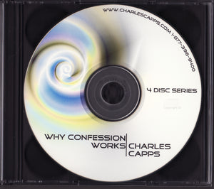 Charles Capps, Why Confession Works
