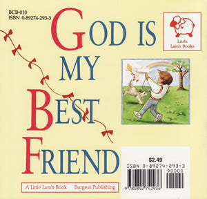 God Is My Best Friend