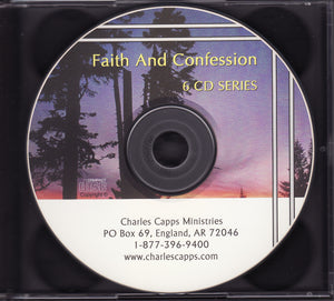 Charles Capps, Faith and Confession 6 cds