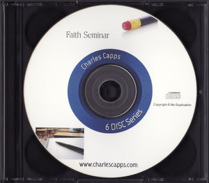 Charles Capps, Faith Series CDs