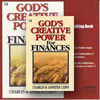 God's Creative Power for Finances Mini-Book & Audio Book