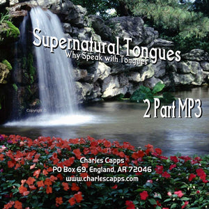 Supernatural Tongues