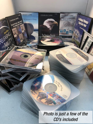 All CDs by Charles Capps