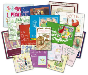 All 17 Children's Books by Beverly Capps