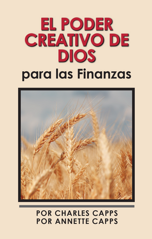 NEW!! El Poder Creativo de Dios para las Finanzas (God's Creative Power for Finances - Spanish)