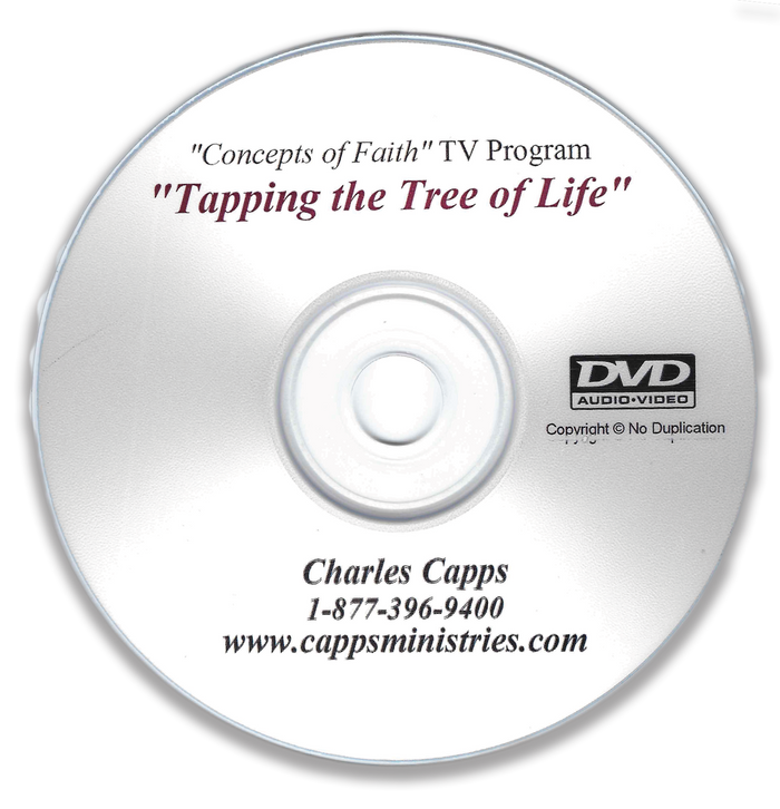 April 15th - TV Offer - Tapping the Tree of Life #1