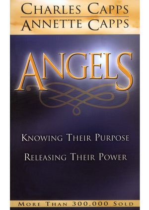 Charles Capps & Annette Capps, Angels Book