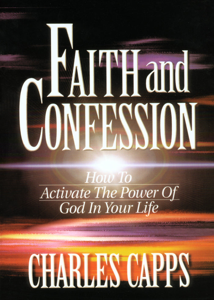 Faith And Confession Book
