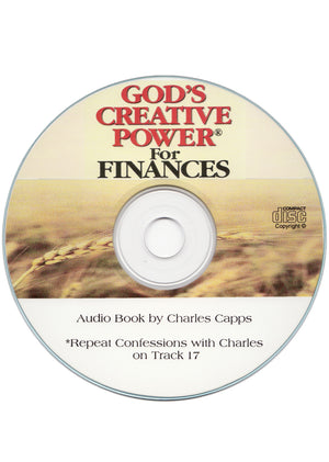 Charles Capps, God's Creative Power for Finances CD