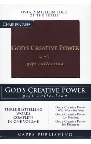 Charles Capps, God's Creative Power - Gift Collection Book