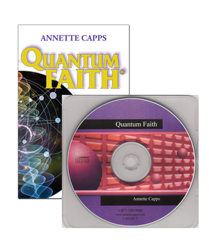 Quantum Faith® CD & Mini Book