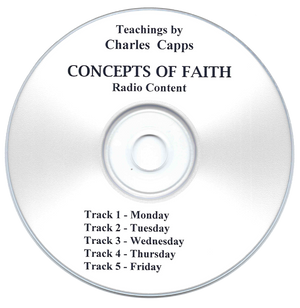 Copy of a Week of Concepts of Faith Radio Broadcasts