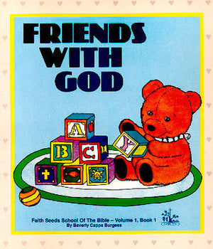 Beverly Capps, Friends with God Sunday School Curriculum for Preschoolers
