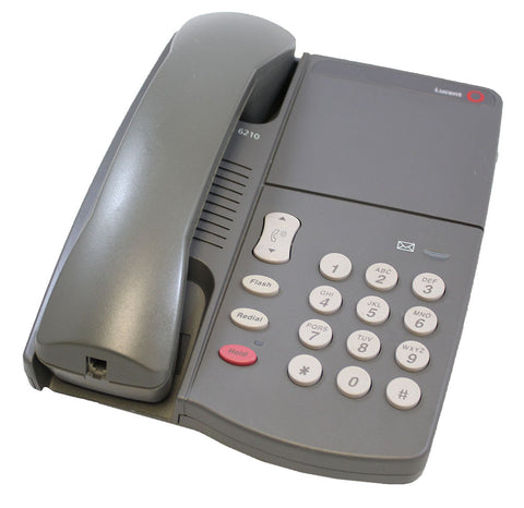 ATT Avaya Lucent Definity 6210 Grey Display Phone 108099235