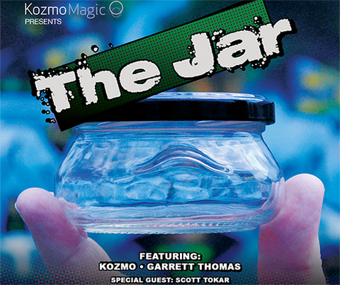 Featured Item! The Jar by Kozmo Magic - includes DVD & Gimmicks