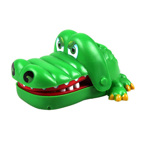 Snapping Crocodile Family Game