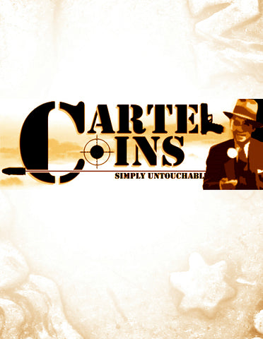 Cartel Coins - Morgan Edition by Chastain Criswell