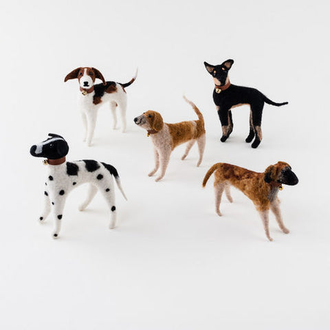 Standing Dog in 5 styles
