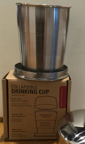 Collapsible Camping / Drinking Cup