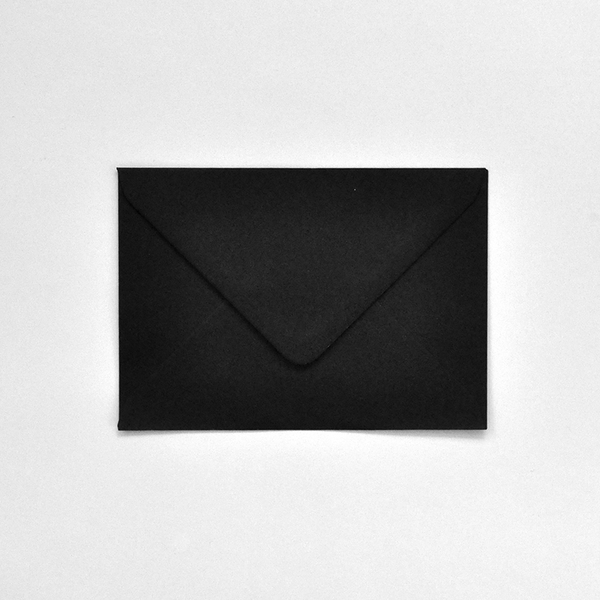 Envelope - Black