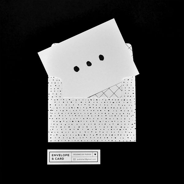 Greeting Card - Dots