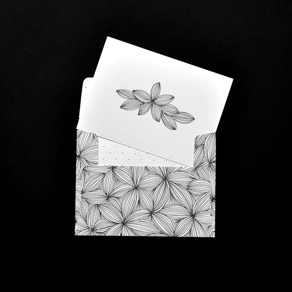 Greeting Card - Flowers