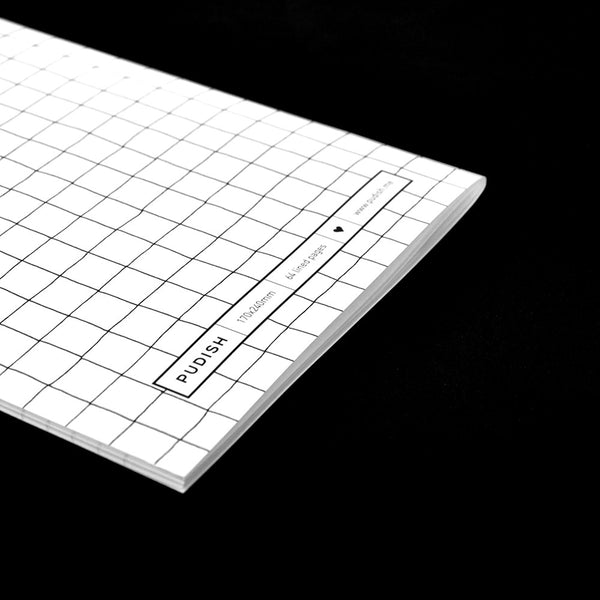 A4 Notebook - Grid