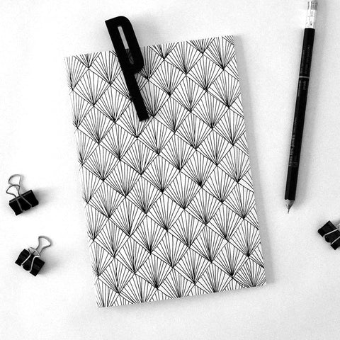 A5 Notebook - Diamonds