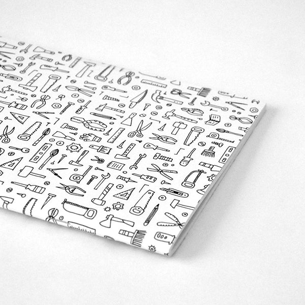 A5 Notebook - Tools