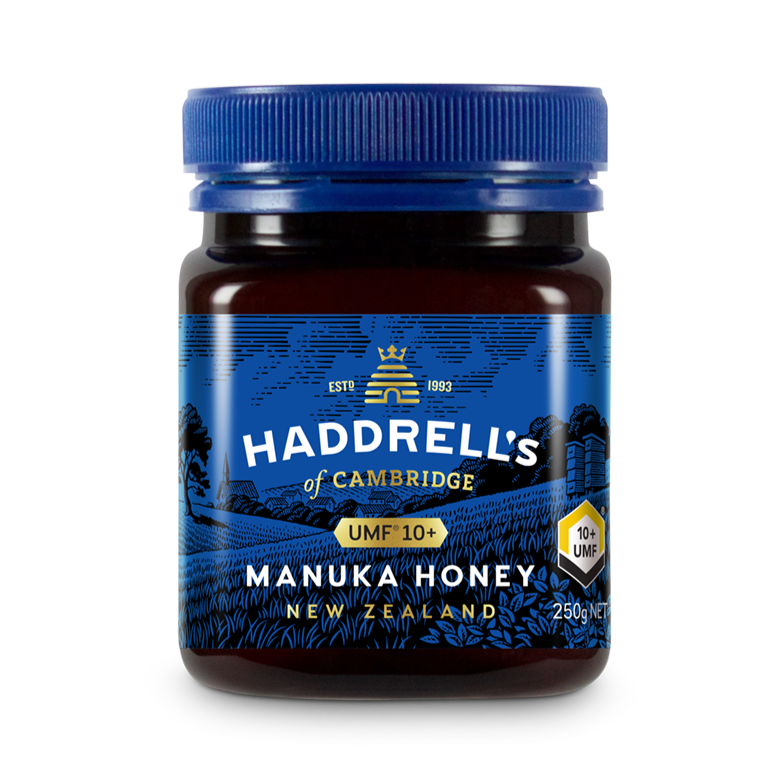 Manuka Honey, Certified UMF 10+, 250g/8.82oz