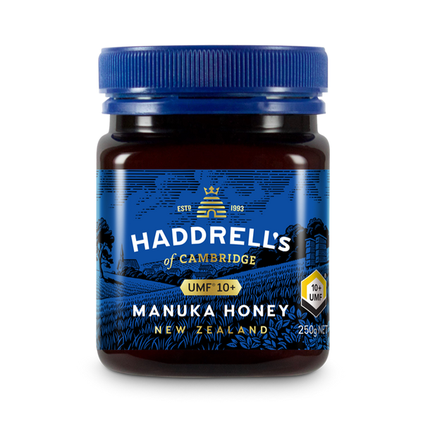 Manuka Honey, Certified UMF 10+, 250g/8.82oz.