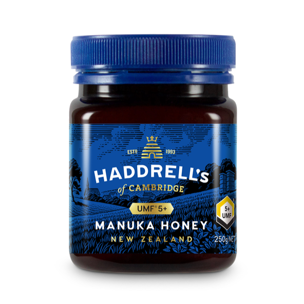 Manuka Honey, Certified UMF 5+, 250g/8.82oz