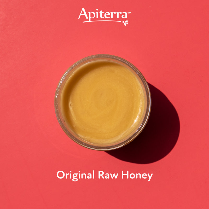 Original Soft Raw Honey, 8oz