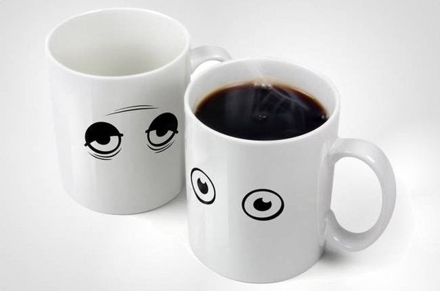 Interesting Awake Wake Up Morning Mug Cup