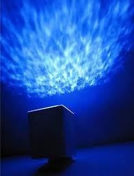 USD - OCEAN-IN-ROOM RELAXING OCEAN PROJECTOR SPEAKER POT