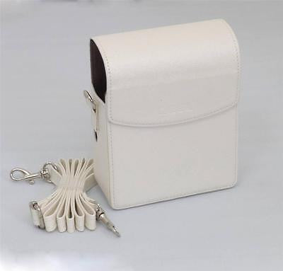 USD PU protect case bag instax Fujifilm Fuji Smartphone Printer Share SP-1 White
