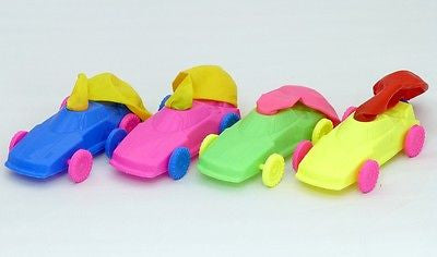 USD - Interesting Balloon Toy Race Car for Kids x 10 pcs