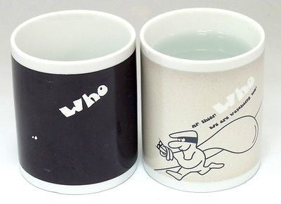 Interesting Color changing Mr. Thief Mug