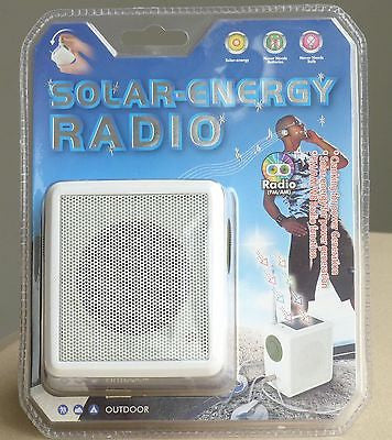 USD - Solar  / Crank energy radio AM/FM